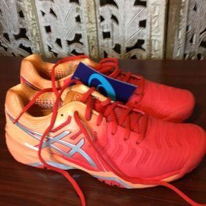 Asics Gel Resolution 7 women tenis shoes